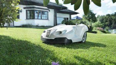 Mähroboter Haushaltsroboter für ein smartes Zuhause