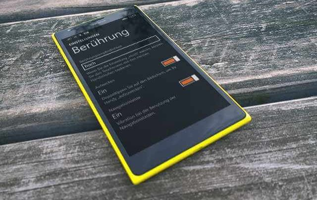 doppel tippen aufs display zum aufwecken windows phone 811 640x425 640x405 - Doppel tippen aufs Display zum Aufwecken – Windows Phone