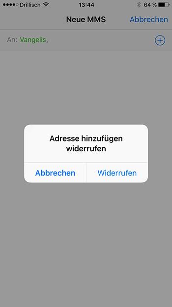 Shake to Undo – Schütteln Funktion deaktivieren bei iPhone