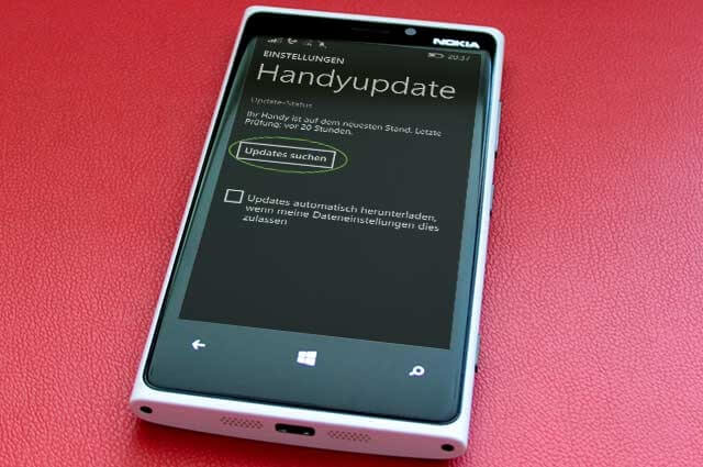 updates bei windows phone 8.1 installieren 640x425 - Updates bei Windows Phone installieren