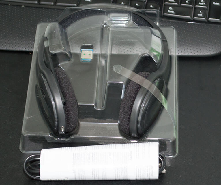 Logitech-H800