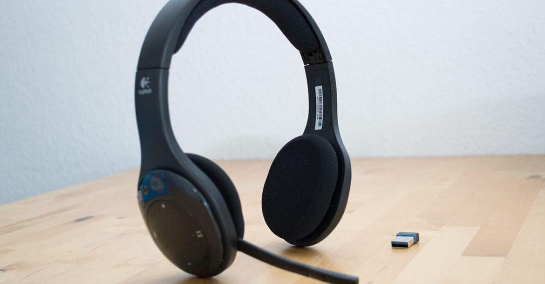 logitech h800 headset schnurlos ausprobiert kabellos. Black Bedroom Furniture Sets. Home Design Ideas
