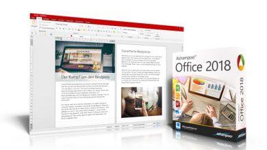 office 2018 390x220 - Ashampoo Office 2018 – Office Lösung für Textdokumente