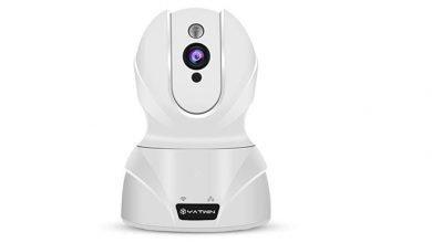 wlan ip kamera 390x220 - WLAN IP Überwachungskamera von YATWIN ausprobiert - 1080P HD