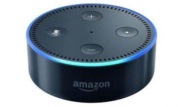 Bild von Amazon Echo Dot (2. Generation) ausprobiert