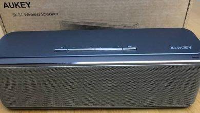 aukey sk s1bluetooth lautsprecher 390x220 - Aukey SK-S1 Bluetooth Lautsprecher ausprobiert