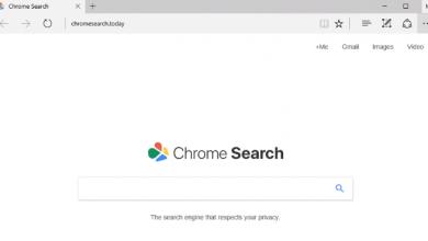chromesearch.today entfernen 390x220 - Chromesearch.today entfernen – Browser Weiterleitung löschen deinstallieren