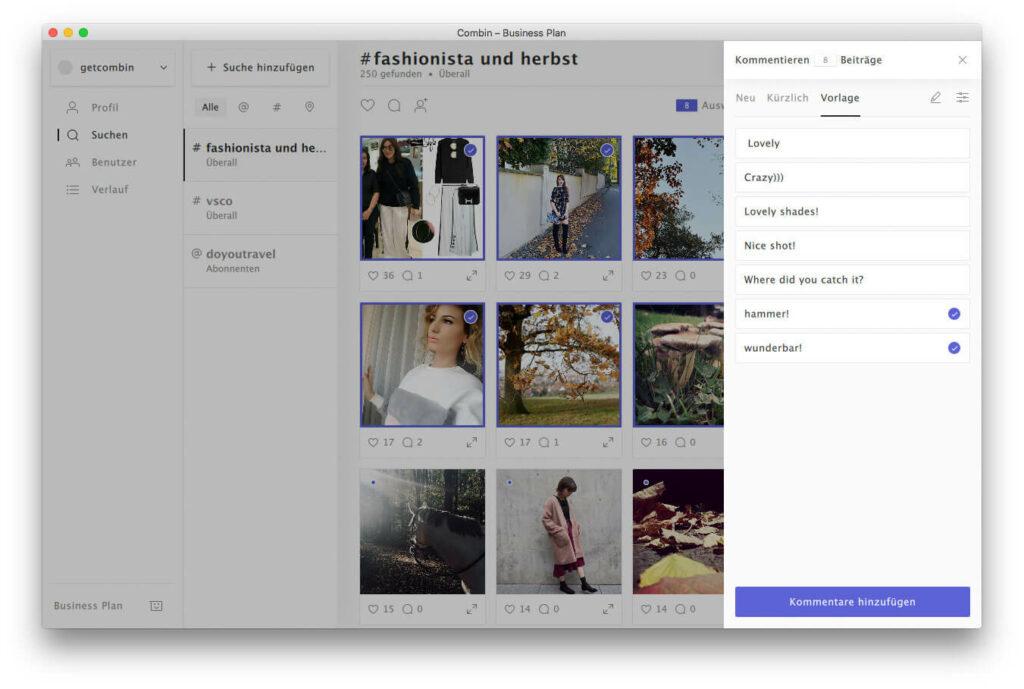 combin business plan 1024x689 - Top-Tipps: So fördern Sie Ihren YouTube-Kanal durch Instagram