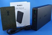 img 0282 220x150 - AUKEY 20000mAh External Battery Charger