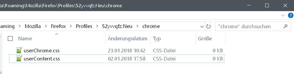 userchrome-usercontent.css