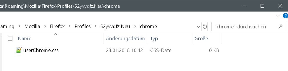 userchrome.css