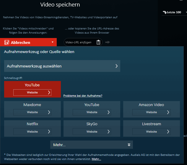audials tunebite 2018 video speichern - Audials Tunebite 2018 Premium - Wir verlosen 5 Lizenzen