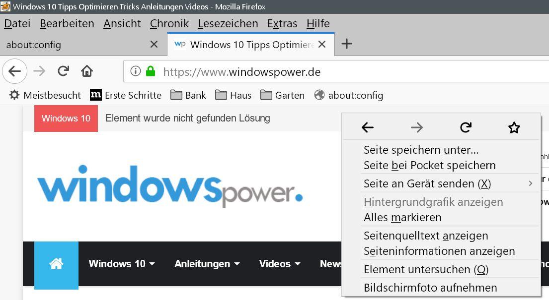 groessere schrift - Firefox die gesamte Schrift im Firefox vergrößern
