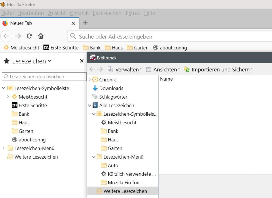 nur die farbe geaendert - Firefox Den Lesezeichenordnern ein anderes Icon vergeben