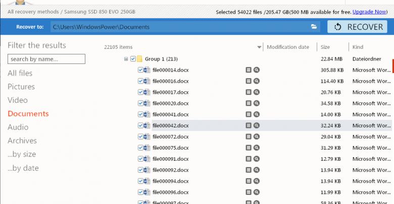 unbenannt 1 780x405 - Disk Drill Gelöschte Daten wiederherstellen – wir verlosen 5 Lizenzen