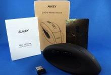1 220x150 - Aukey KM-W9 2.4 Ghz Wireless Mouse ausprobiert