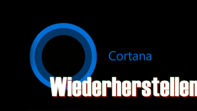 cortana for windows 10 390x220 - Windows 10 Cortana & Windows wiederherstellen