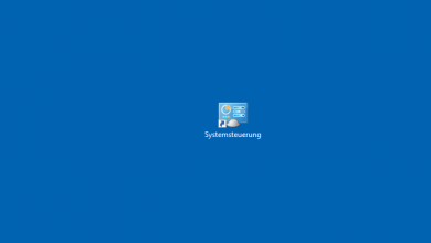 desktop-verknuepfung-systemsteuerung-windows-10