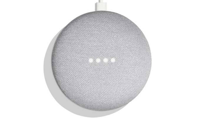 google home mini deal - GOOGLE Home Mini Sprachgesteuerter Lautsprecher für 39€ statt 59€