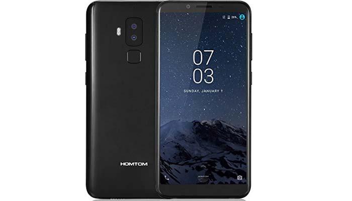 homtom s8 4g - HOMTOM S8 4G Smartphone 5.7 Zoll 4GB RAM 64GB für 89,99€ statt 159,99€