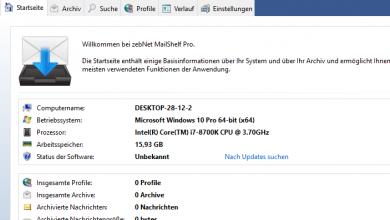 mailshelf pro e mail archivieren 390x220 - MailShelf Pro professionelle E-Mail-Archivierung – Wir verlosen 10 Lizenzen
