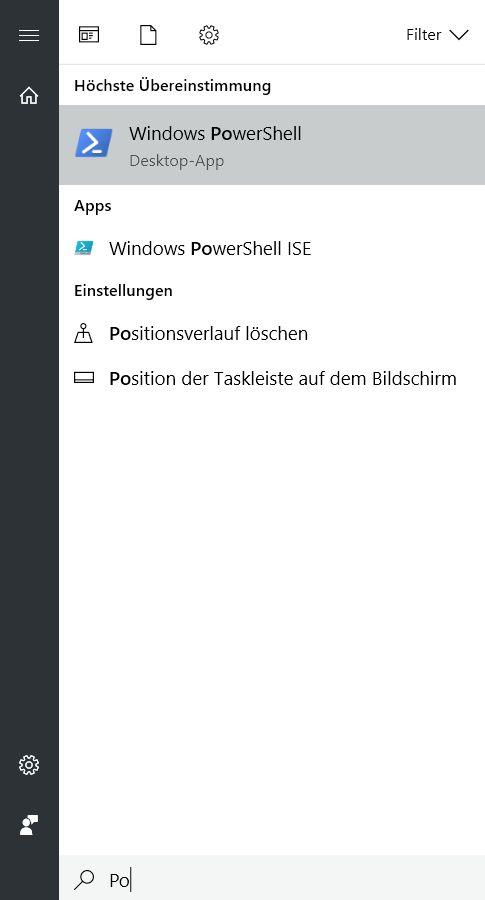 powershell oeffnen - Windows 10 Paint 3D deinstallieren oder wieder installieren