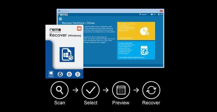 remo recover - Remo Recover Windows ausprobiert – Wir verlosen 5 Lizenzen