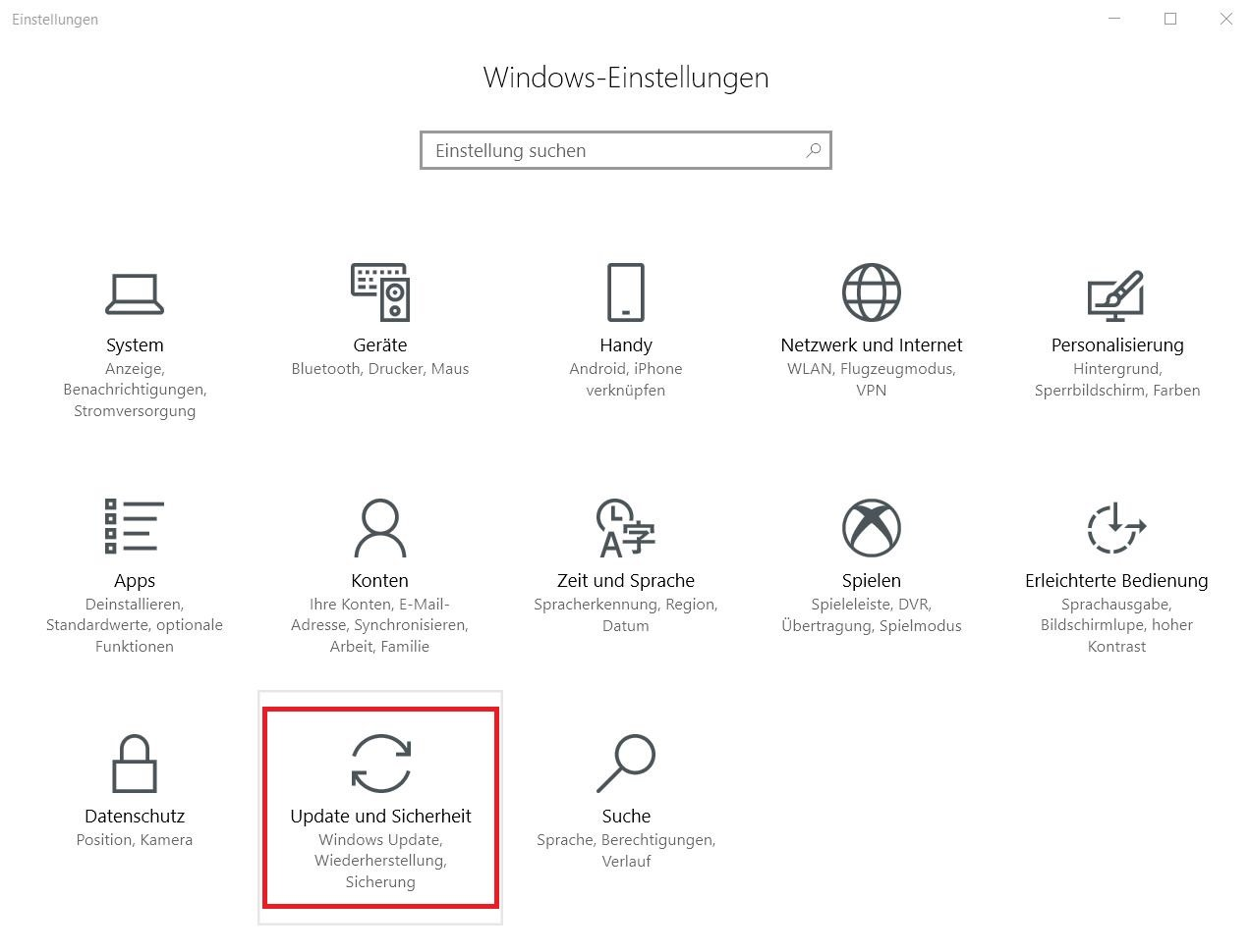 update und sicherheit - Windows 10 Internetbandbreite bei Windows Updates begrenzen