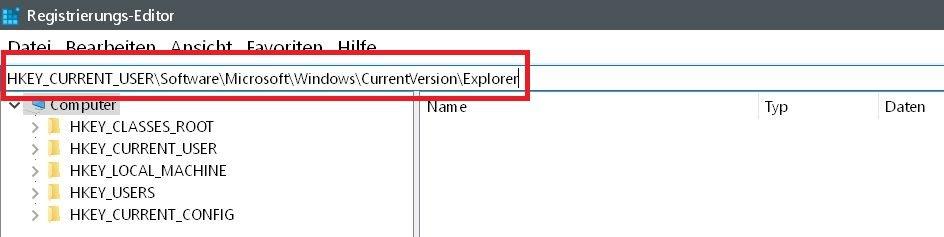 wert in suche - Windows 10 Screenshots - die Nummerierung zurücksetzen auf 0