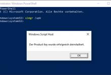 windows 10 lizenz deaktivieren 220x150 - Windows 10 Lizenz deinstallieren und auf anderen Computer übertragen