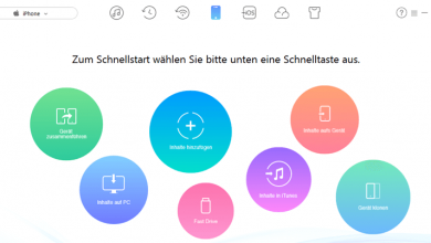 anytrans dateimanager 390x220 - AnyTrans Dateimanager für Ihre iOS-Geräte – wir verlosen 10 Lizenzen