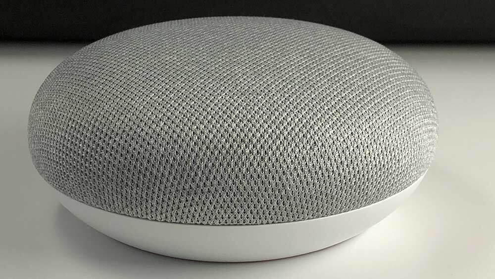google home mini ausprobiert - Google Home Mini ausprobiert Sprachgesteuerter Lautsprecher