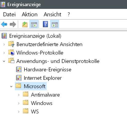 microsoft - Windows 10 Startzeit von seinem PC auslesen