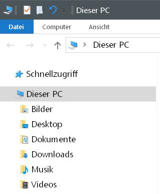 ordner 3d objekte entfernt - Windows 10 3D-Objekte Ordner entfernen