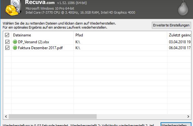 unbenannt 619x405 - Recuva stellt ihre gelöschten Daten wieder her