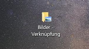 """verknuepfung mit text - Windows 10 Den Zusatz """"Verknüpfung"""" entfernen auf dem Desktop"""