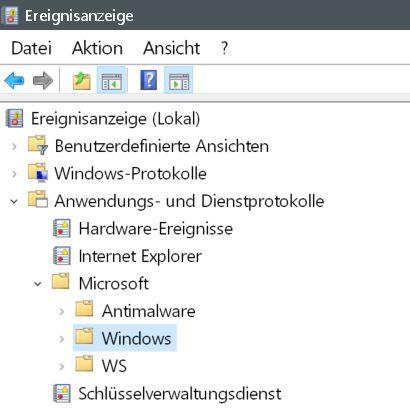 windows - Windows 10 Startzeit von seinem PC auslesen