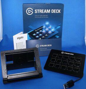 elgatostream deck1 291x300 - Elgato Stream Deck Kabelgebunden USB Tastenfeld auprobiert