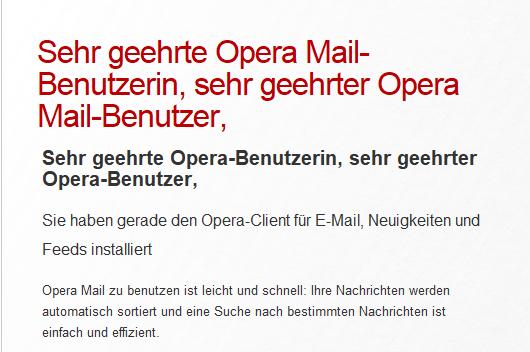 unbenannt 1 - Opera Mail Client