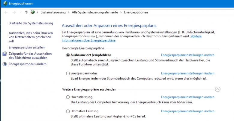 unbenannt 2 780x405 - Windows 10 Höchstleistung aktivieren