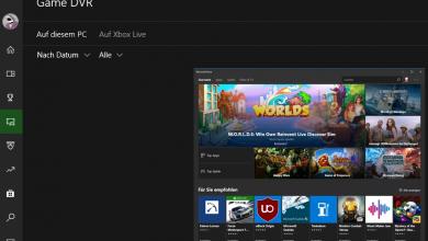 unbenannt 390x220 - Game DVR- Der Aufzeichnungsassistent für Spieler unter Windows 10