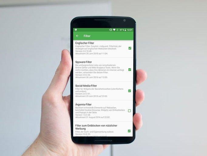 AdGuard – der Werbeblocker für Android