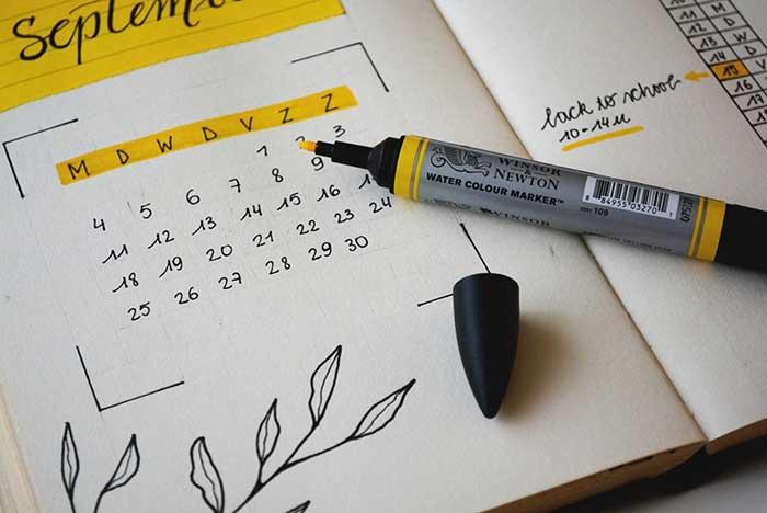 kalender - Die Top 10 perfekten Momente um deine Fotos zu drucken