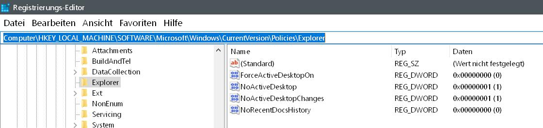 suche eingeben - Windows 10 Eintrag Telefon unter Einstellungen entfernen