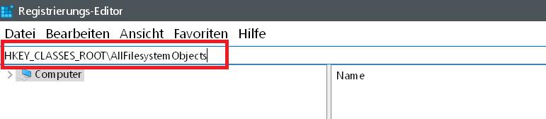 wert in suche - Windows 10 Standardaktion kopieren, verschieben ändern