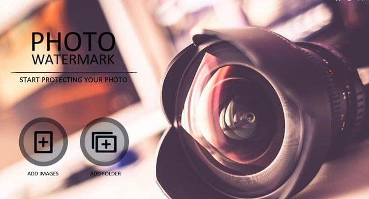 WonderFox Photo Watermark