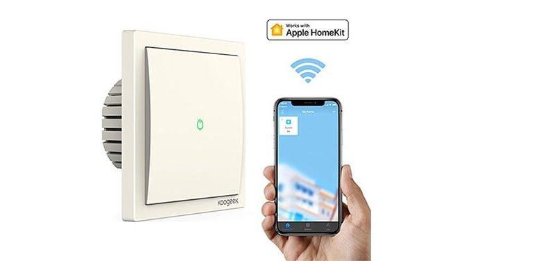 angebote 780x376 - Koogeek & dodocool Angebote – z.B. Koogeek Wifi Smart Lichtschalter für 19,99€ statt 39,99€
