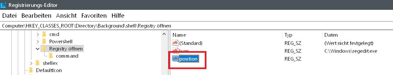 Windows 10 Rechtsklick Kontextmenü erweitern 14