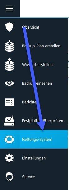 rettungs-system