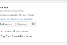 block 220x150 - Opera & Firefox Webseiten sperren